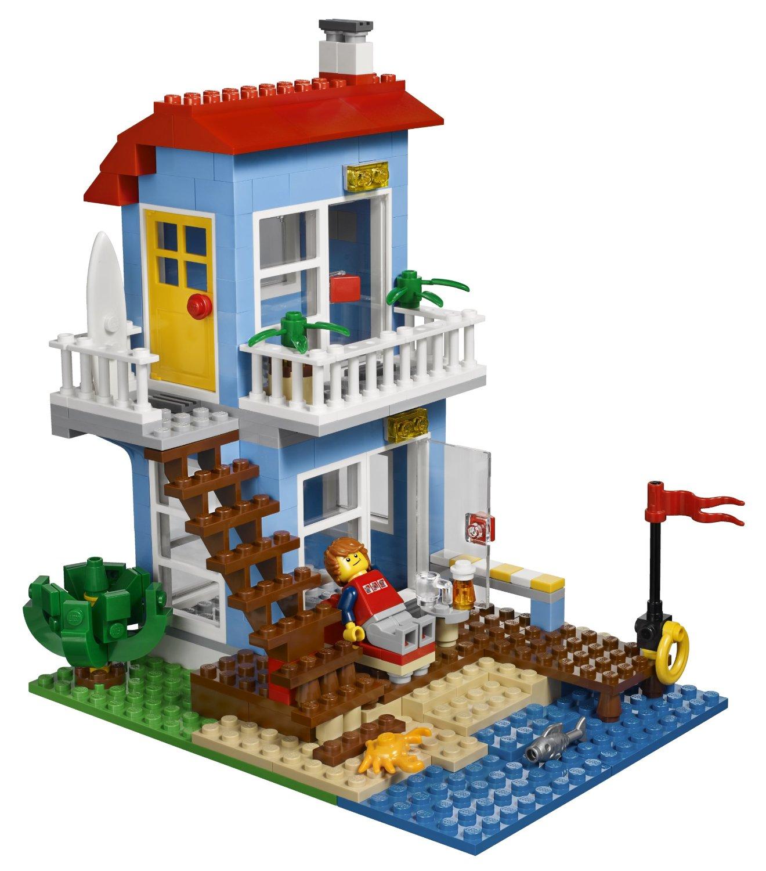 Lego Creator 7346 Seaside House Visuall Co