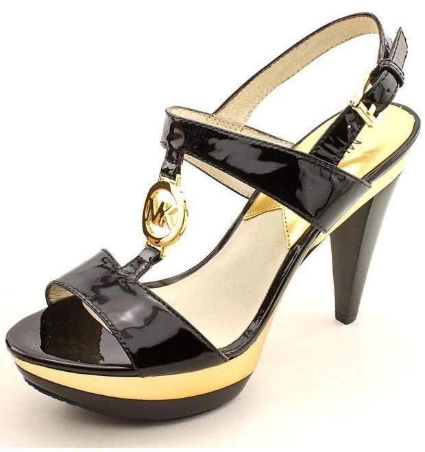 Michael Kors Women S Charm T Strap Platform Sandals
