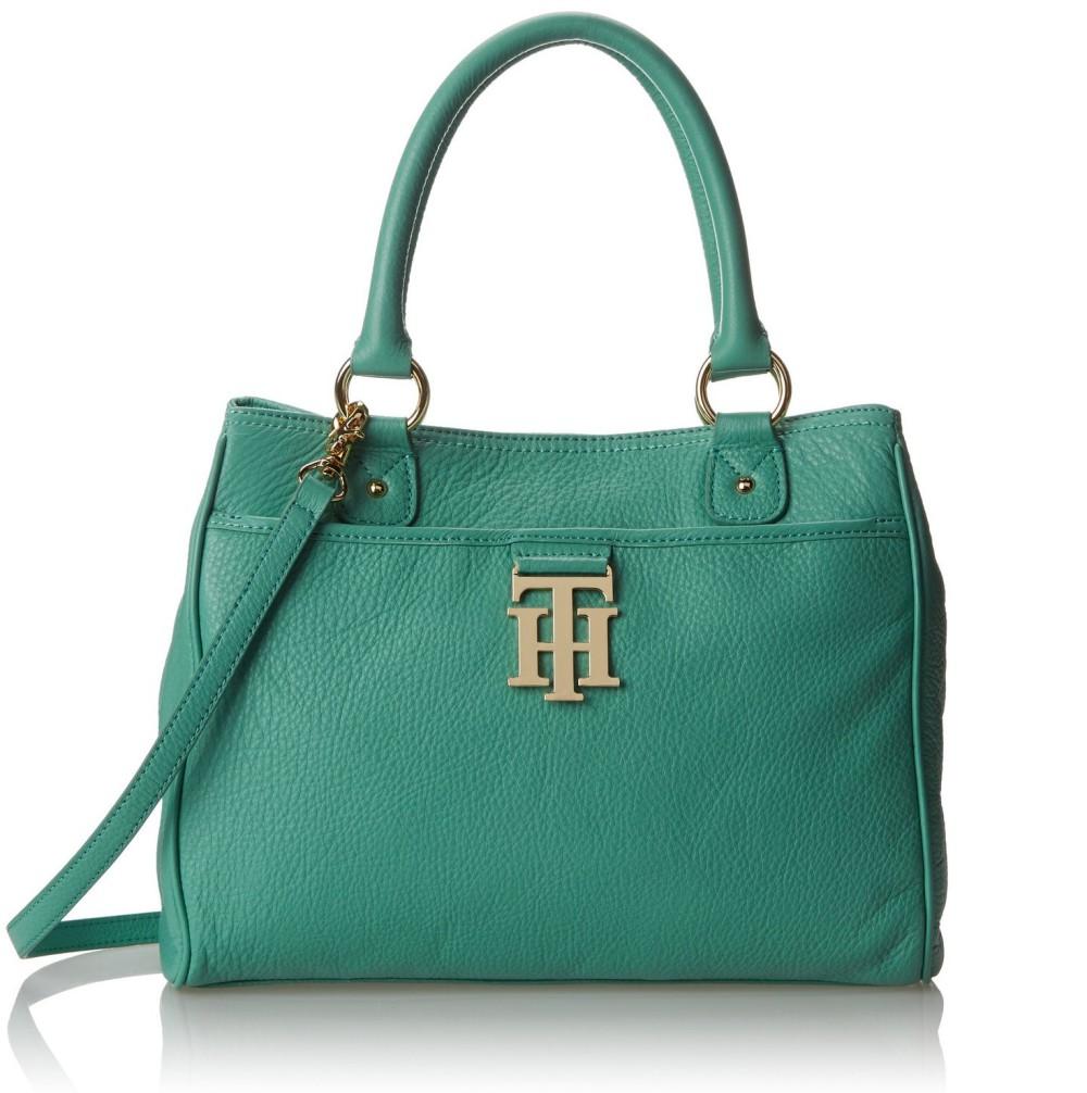 Tommy Hilfiger Monogrammed Ii Convertible Shoulder Bag 92