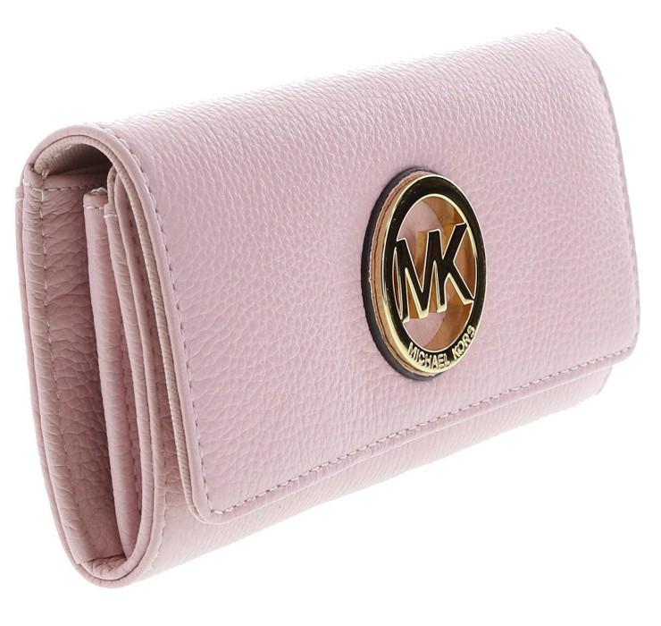 4e20048c416c80 Michael Kors Women's Fulton Carryall Leather Wallet - Visuall.co