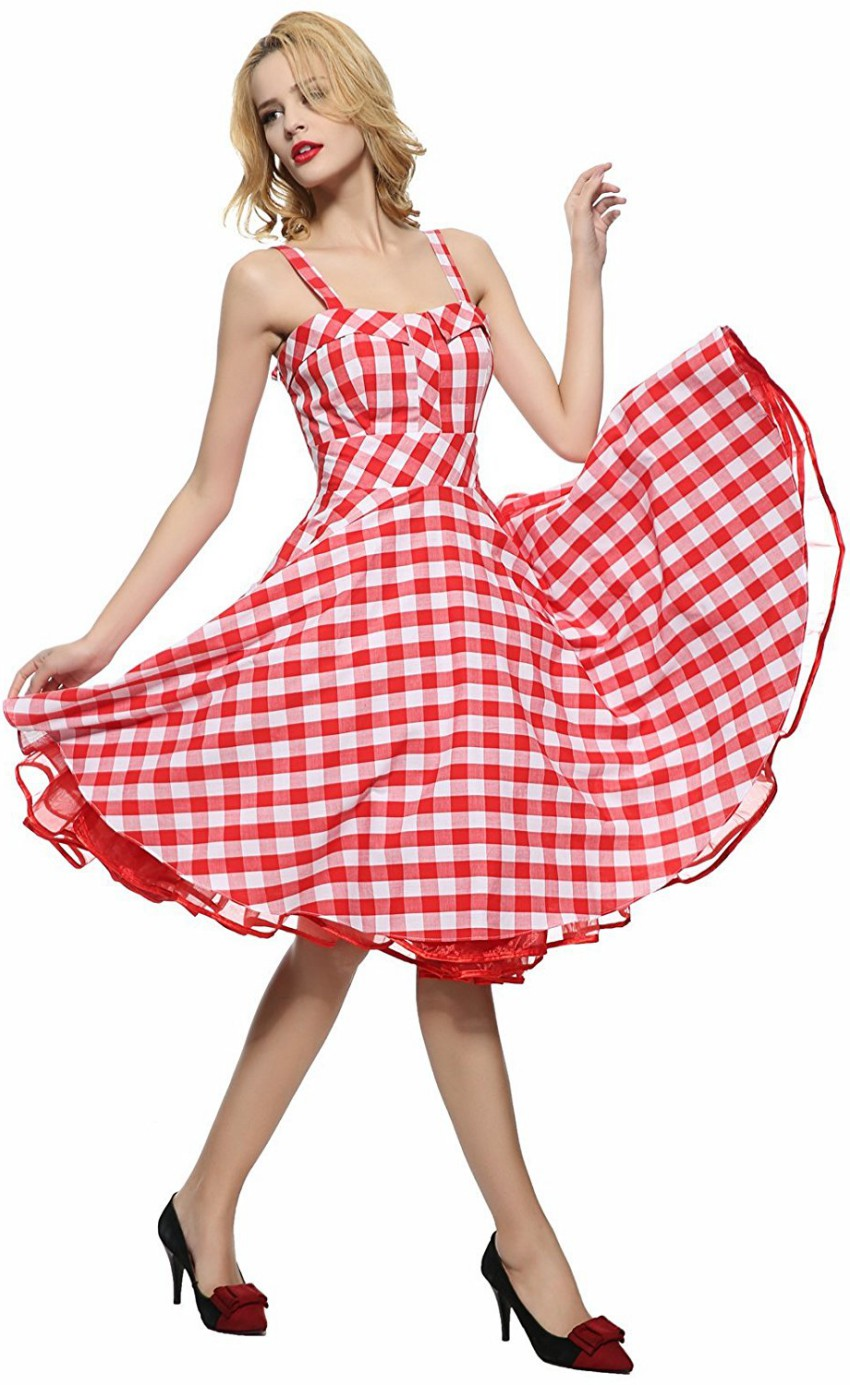 Maggie Tang Women S 1950s Vintage Rockabilly Full Circle